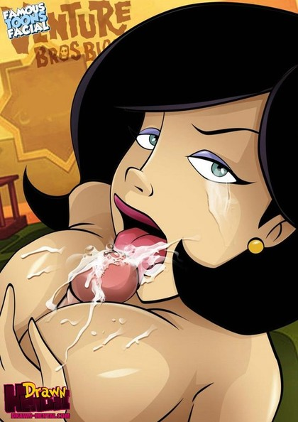 Venture Bros. Cartoon Sex